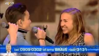 B-Brave blijf bij mij liveshow 2 Xfactor