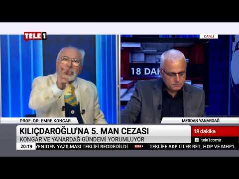 18 Dakika - (29 Kasım 2018) Merdan Yanardağ & Prof. Dr. Emre Kongar | Tele1 TV