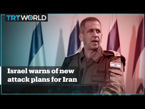 Israeli Army Chief Updates Iran Attack Plans, Warns The US Over Possible Nuclear Deal