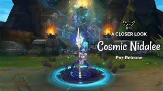 Cosmic Nidalee Epic Skin (Pre-Release)