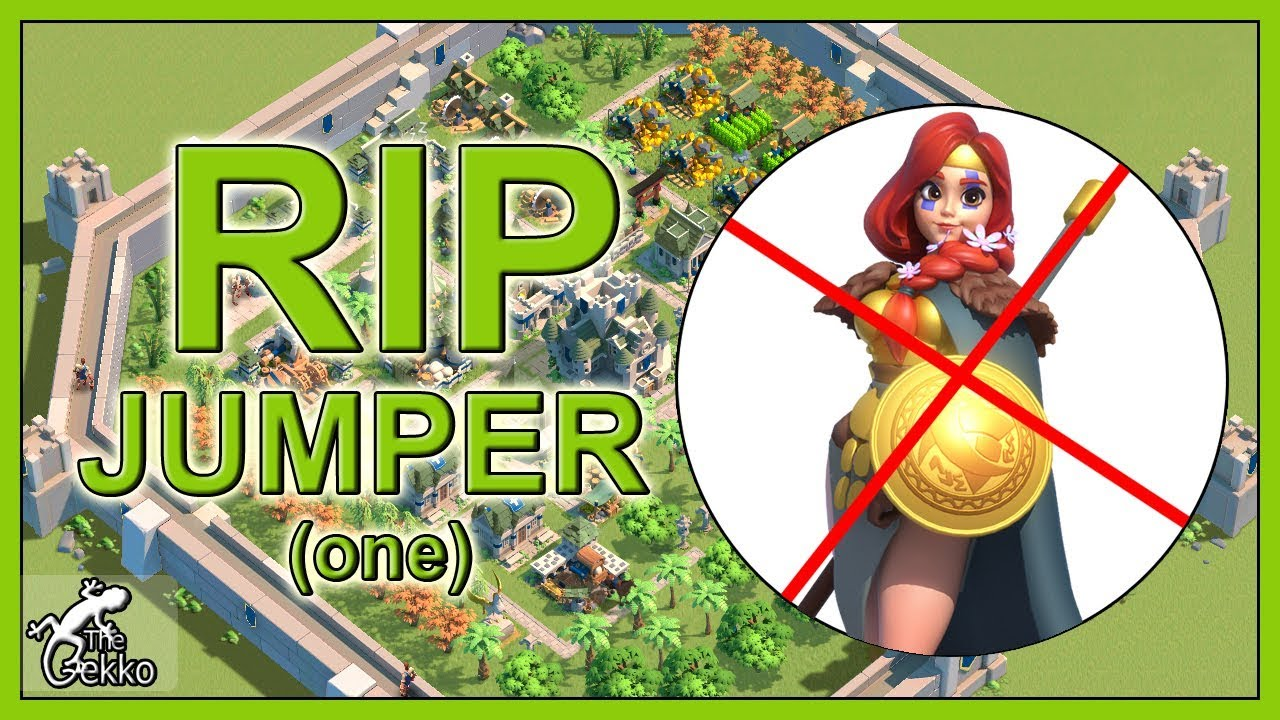 RIP Jumper Account - NEW REDEEM CODE - Rise of Civilizations