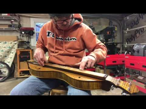 Sound test of Mount'n Dulcimer #98