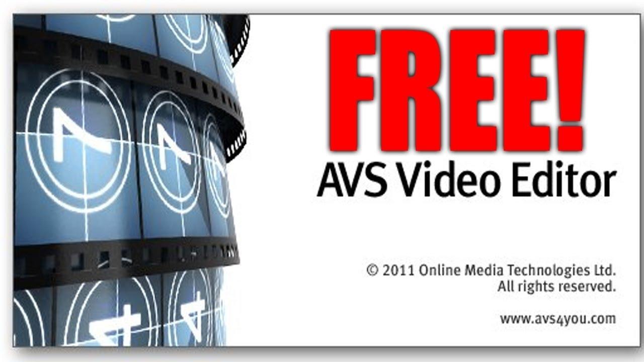 avs video editor download mac