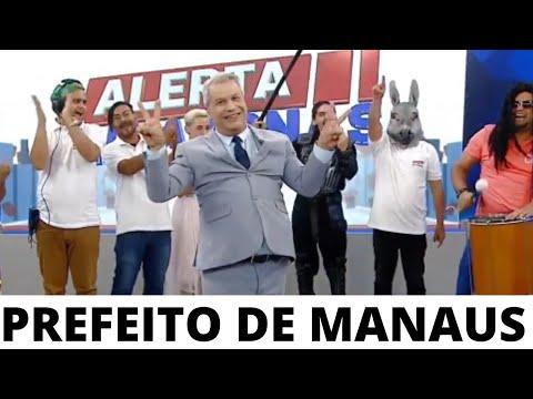 SIKÊRA JR CANDIDATO A PREFEITO DE MANAUS!