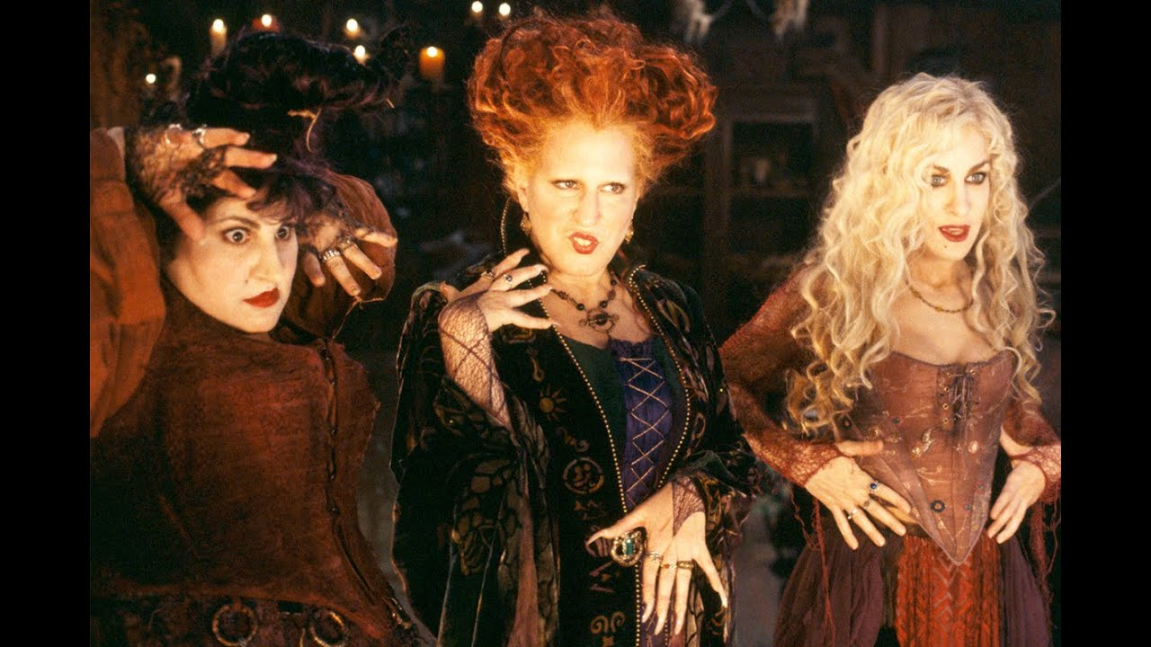 'Hocus Pocus' reunion: Here's what we learned