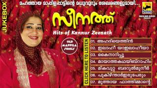 Malayalam Mappila Songs | Zeenath | Hits Of Kannur Seenath | Mappila Songs Old Hits | Audio Jukebox