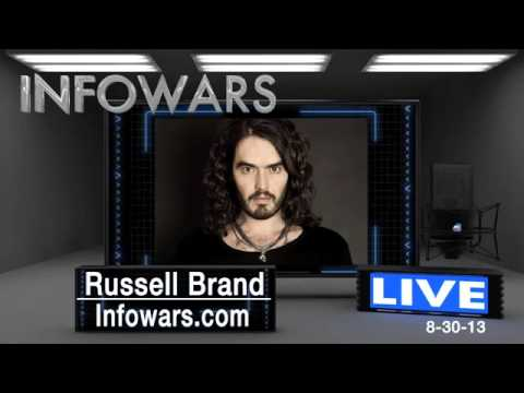 Russell Brand Speaks Out in Mindblowing Interview