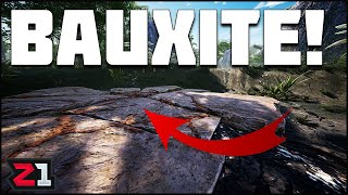 Bauxite Mining Begins ! Satisfactory Update 3 Ep 16 | Z1 Gaming