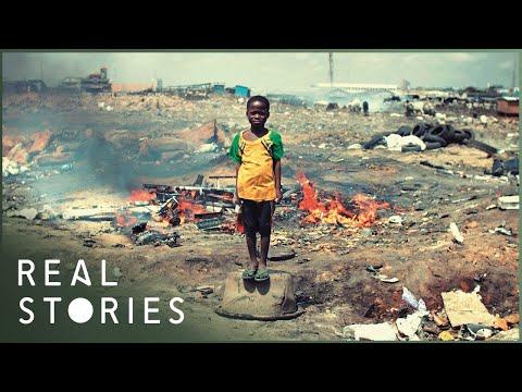 Living On Ghana's Largest Toxic E-Waste Scrapyard (Reggie Yates Documentary) | 2021