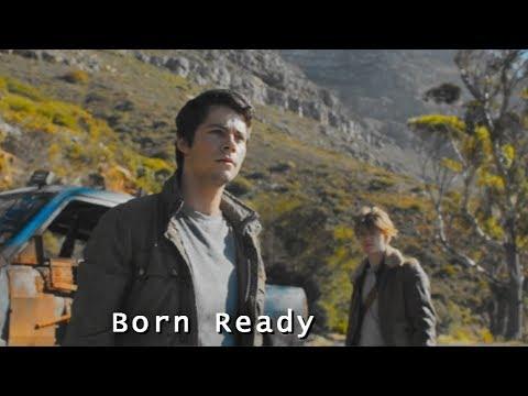 The Maze Runner||The Death Cure||Born Ready