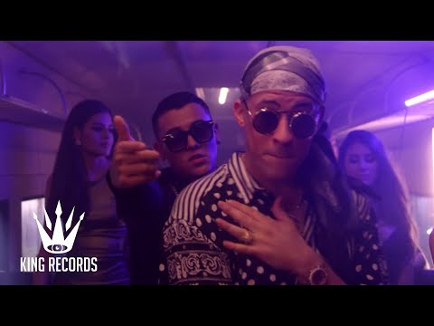 Screen shot of Bad Bunny ft Kevin Roldan Tranquilo music video