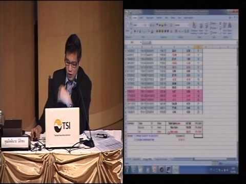 เทคนิคการอ่านสัญญาณและตีความกราฟกับเทคนิคอลกูรู 7 มิ ย  56 Part 1 of 2
