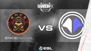 Rainbow Six Pro League - Season 3 - PC - EU - ENCE eSports vs. Millenium - Week 6 thumbnail