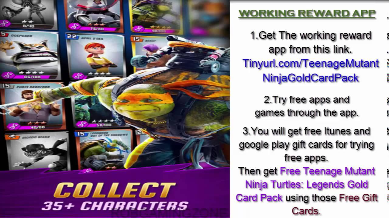 Teenage Mutant Ninja Turtles Legends Tips Tricks Get Gold