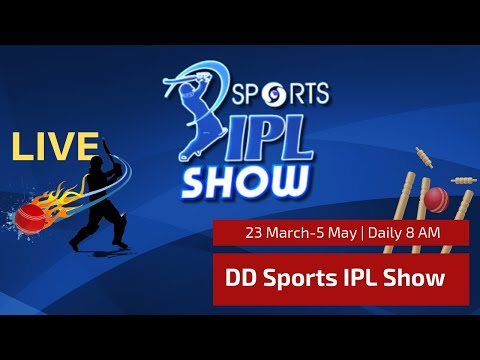 #IPL2019 Match Day 1 | DD Sports IPL Show | Curtain Raiser #CSKvRCB