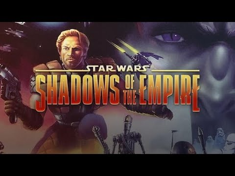 Star Wars: Shadows Of The Empire All Cutscenes (Game Movie) (1997)
