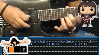 �������� ���� Metallica, Master of Puppets - Complete Guitar Lesson ������