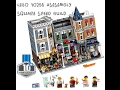 LEGO 10255 Assembly Square - Mirror Image - Speed Build/Review