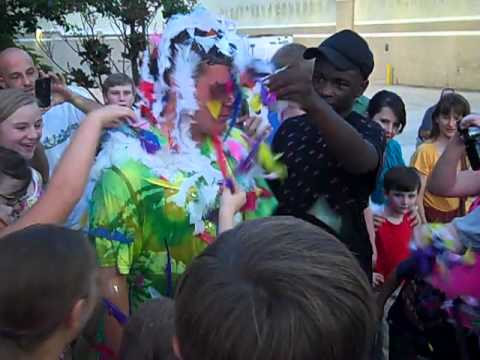 NBT Evangelist gets tarred and feathered!