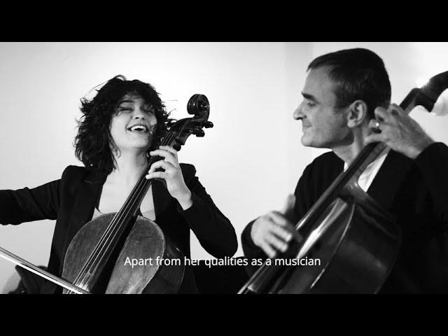 Ana Carla Maza - Résidence de Composition Album Bahía