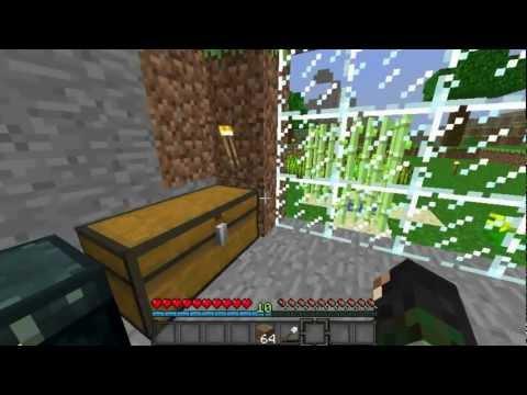 Minecraft Let's Play Snapshot - MOVIE - Part 10