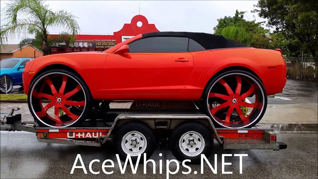 Acewhips Net House Of Toys Outrageous Chevy Camaro Vert