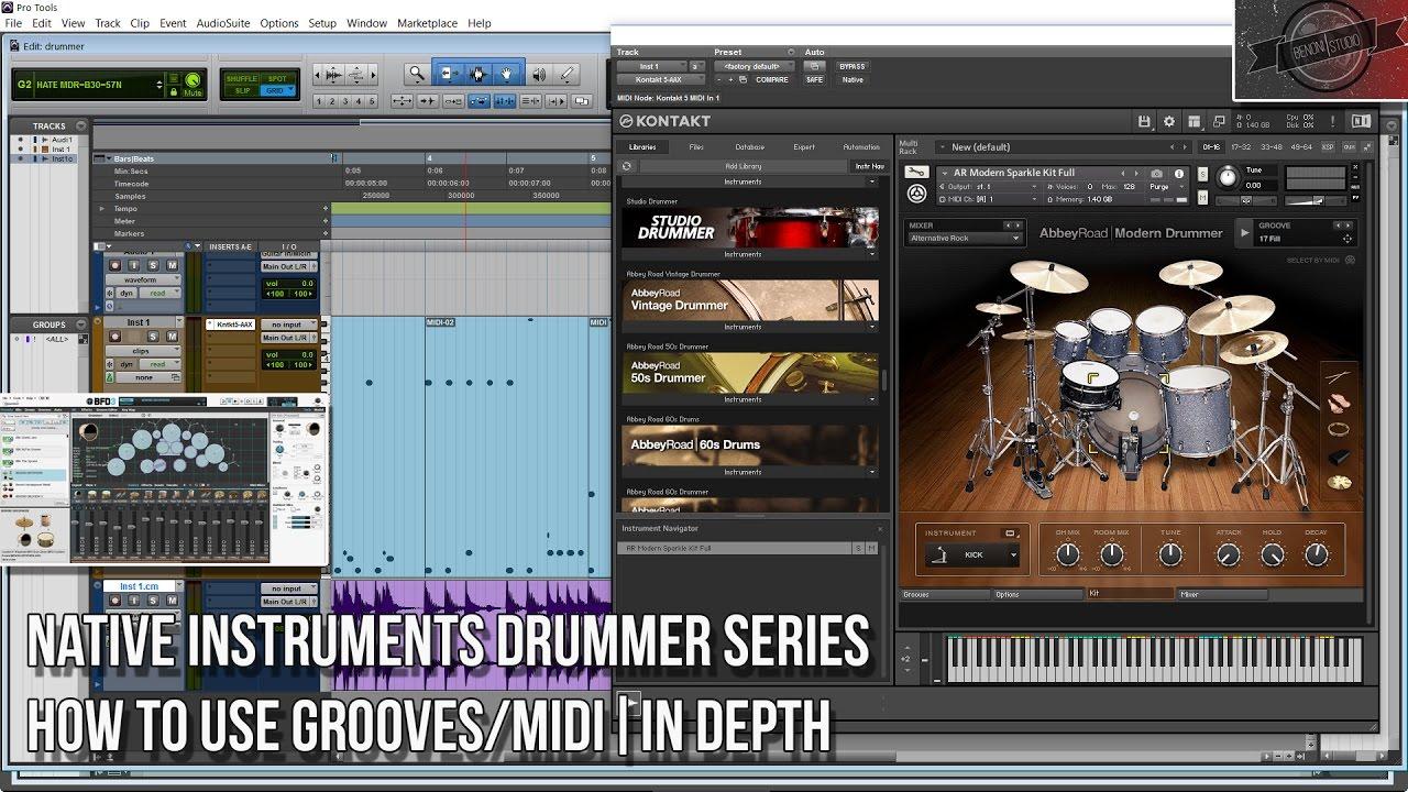 native instruments drum lab tutorial