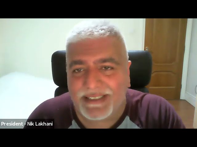 Replay 10th May 2021 - Online Presenters Toastmasters