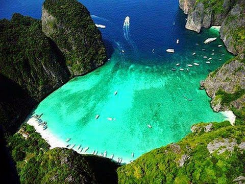 Maya Bay, Ko Phi Phi Leh Island, Thailand - Best Travel Destination