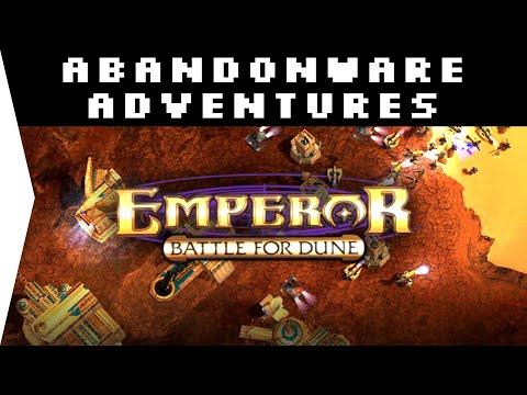 Emperor: Battle For Dune ► Gameplay, Download \u0026 Install On Windows 10 - [Abandonware Adventures]