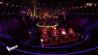 the voice : Ubare - « Sympathique » (Pink Martini)(saison 7)