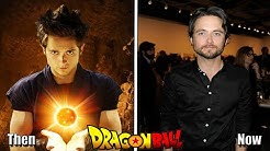 Dragonball Evolution (2009) Cast Then And Now ★ 2020 (Before And After)