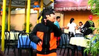 Andre Garcia Dancing