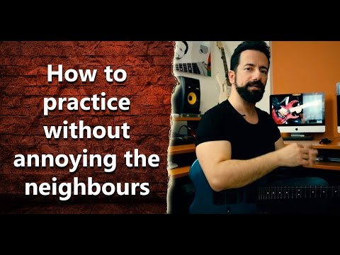 how-to-practice-electric-guitar-without-getting-in-trouble-with-the-neighbours?-(int-009)