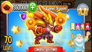 Dragon City - Kyokushin Dragon, plus Martial Arts Island | Completed 2019 😱