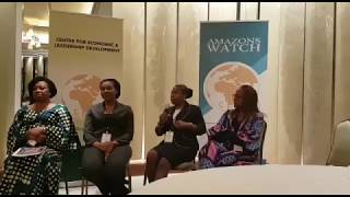 Dr Olutoyin Oyelade Speaks at the African Women Forum- New York at IWD