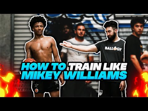 How To Train Like MIKEY WILLIAMS | Ryan Razooky