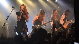 The Essence of Silence - EPICA live at Tokyo 2017 thumbnail