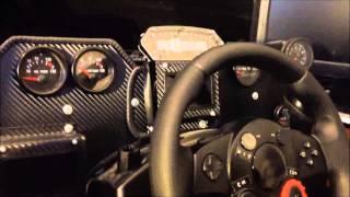 Narrated Tour Around My Budget Diy Racing Cockpit