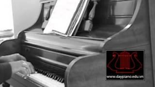 Giot nuoc mat nga - piano - daypiano.edu.vn