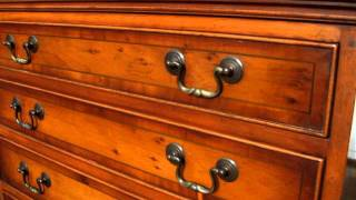 Yew Tall Boy Chest On Chest Of Drawers Ebay Item Number 290573220729