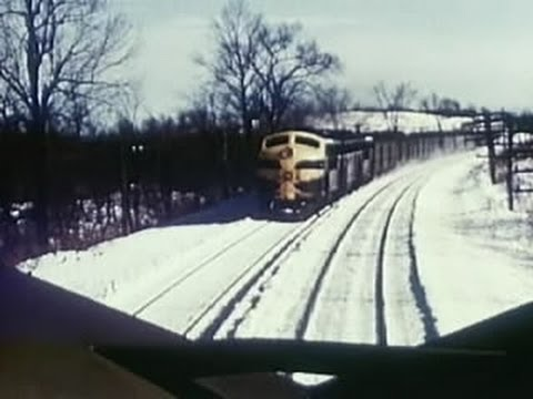 Big Trains Running (1955)