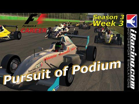 Pursuit of Podium: iRacing Road to Formula 1 Career. (Episode 4 Season 3 )