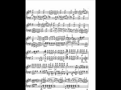 Barenboim plays Mendelssohn Songs Without Words Op.19 No.3 A Major - Hunting Song
