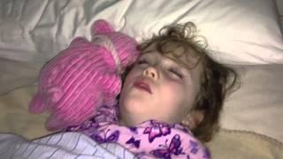 Snoring daughter