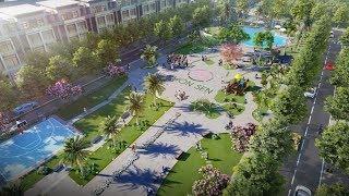 Dự án đất nền Shophouse Đồng Kỵ - Từ Sơn - Bắc Ninh thuộc khu đô thị Vườn Sen mở bán giai đoạn cuối