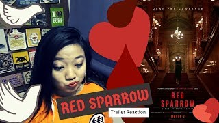 TOO SOON TO TELL || Red Sparrow Trailer Reaction