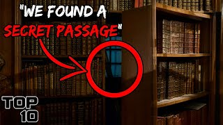 Top 10 Scary Police Discoveries