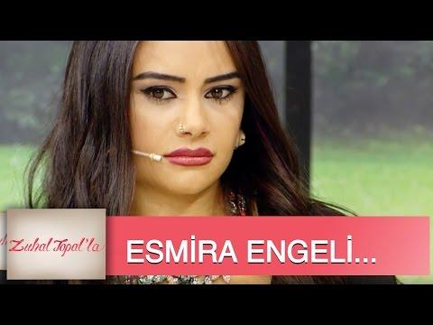 Zuhal Topal'la  21. Bölüm (HD) | Naz-Baha Aşkına Esmira Engeli...