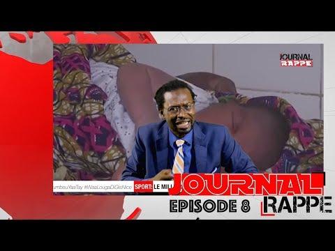 Journal Rappé - saison 4 - épisode 8 : Afrique, le béberceau de l'humanité